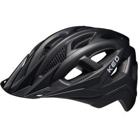 KED Pylos - Casque de vélo - noir